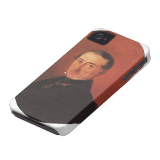 Ivan Aivazovsky- Portrait of A I Kaznacheev iPhone 4 Case