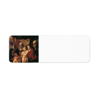 Ivan Aivazovsky- Pushkin & Countess Raevskaya Return Address Label
