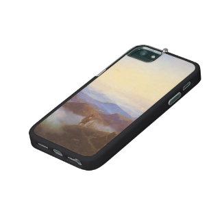 Ivan Aivazovsky- Range of the Caucasus mountains iPhone 5/5S Covers