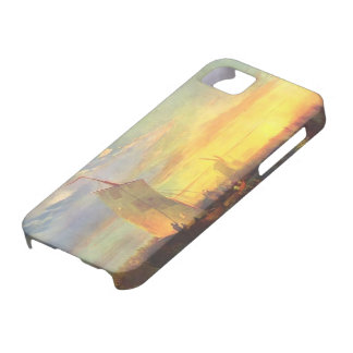 Ivan Aivazovsky- Rush on Dnieper near Aleshki iPhone 5 Cases