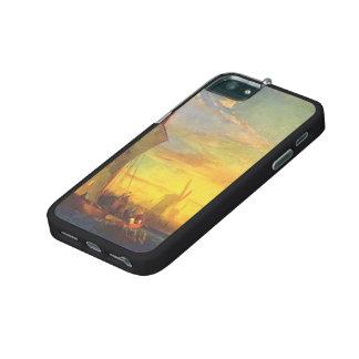 Ivan Aivazovsky- Rush on Dnieper near Aleshki iPhone 5 Case