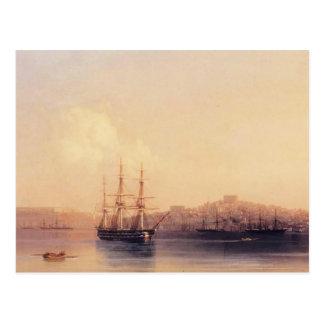 Ivan Aivazovsky- Sevastopol Postal