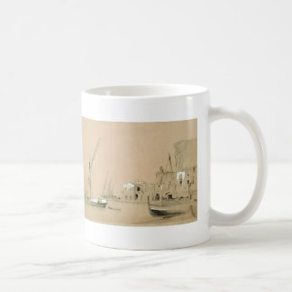 Ivan Aivazovsky- Sorrento. Sea view Classic White Coffee Mug