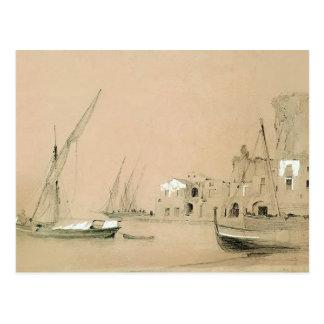 Ivan Aivazovsky- Sorrento. Sea view Post Card