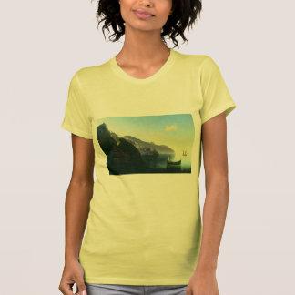 Ivan Aivazovsky- The Coast at Amalfi Tshirts