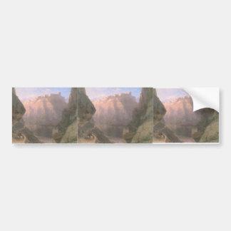 Ivan Aivazovsky- The Daryal canyon Bumper Stickers