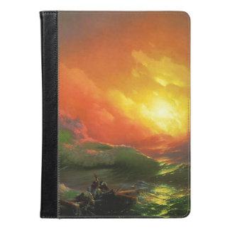 IVAN AIVAZOVSKY - The ninth wave 1850 iPad Air Case