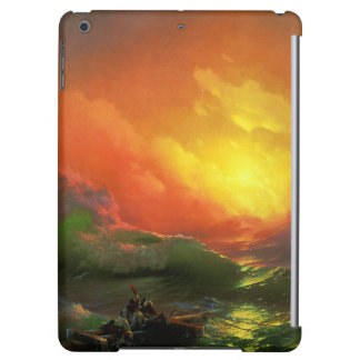 IVAN AIVAZOVSKY - The ninth wave 1850 iPad Air Cases