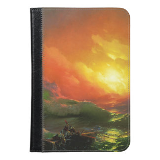 IVAN AIVAZOVSKY - The ninth wave 1850 iPad Mini Case