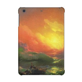 IVAN AIVAZOVSKY - The ninth wave 1850 iPad Mini Covers
