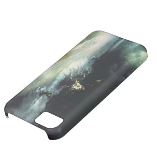 Ivan Aivazovsky- Travel of Poseidon by sea Case For iPhone 5C