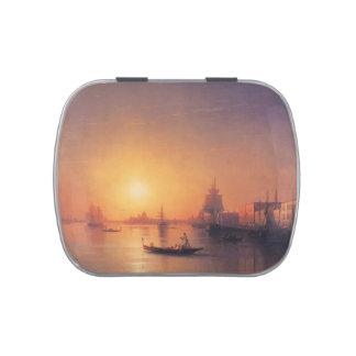 Ivan Aivazovsky- Venecia Latas De Caramelos