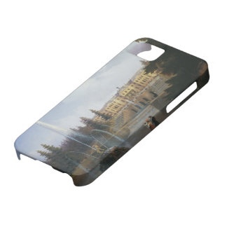 Ivan Aivazovsky-View of Big Cascade & Great Palace iPhone 5 Covers