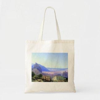 Ivan Aivazovsky- View of Tiflis Bag