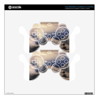 Ivan Aivazovsky vintage water boat painting old PS3 Controller Skin