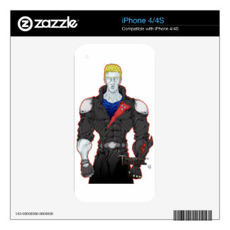 Ivan Decals For The iPhone 4S