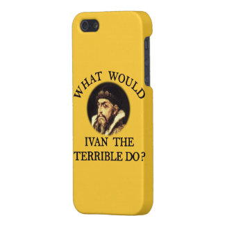 Ivan el terrible iPhone 5 carcasas