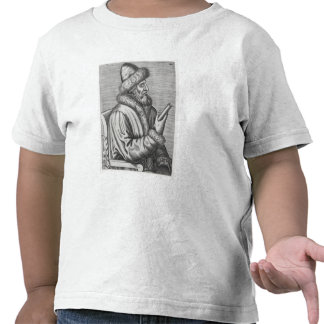 Ivan IV el terrible Camisetas