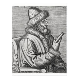 Ivan IV  the Terrible Postcard