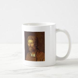 Ivan Kramskoy- Head of an Old Ukranian Peasant Coffee Mugs