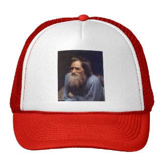 Ivan Kramskoy- Kramskoi Ivan Mina Moiseev Sun Mesh Hats