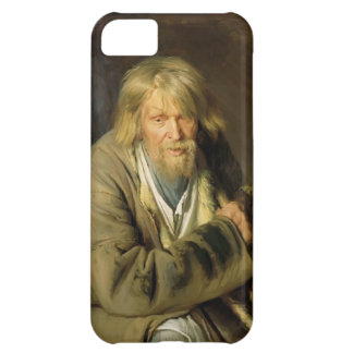 Ivan Kramskoy- Old Man with a Crutch iPhone 5C Case