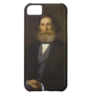 Ivan Kramskoy- Portrait of Nikolay Bogoliubov iPhone 5C Case