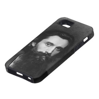 Ivan Kramskoy- Portrait of the Artist Nikolai iPhone 5 Case