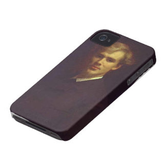 Ivan Kramskoy-Portrait of the Doctor Sergey Botkin iPhone 4 Cover