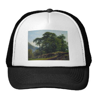 Ivan Shishkin- Beech Forest in Switzerland Trucker Hat