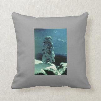Ivan Shishkin- In the Wild North Pillow