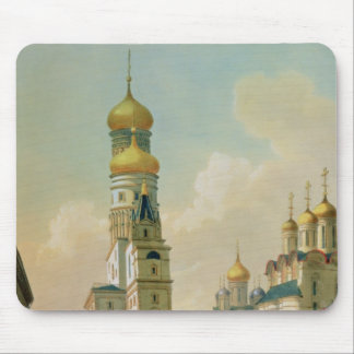 Ivan the Great Bell Tower in the Moscow Mouse Pad