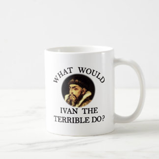 Ivan the Terrible Coffee Mug