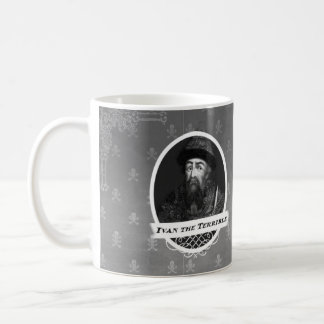 Ivan The Terrible Historical Mug
