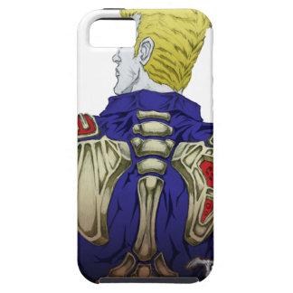 Ivan w/ Skeleton Jacket iPhone 5 Cases