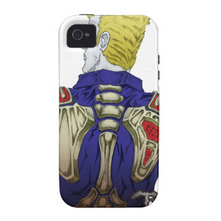 Ivan w/ Skeleton Jacket Case For The iPhone 4