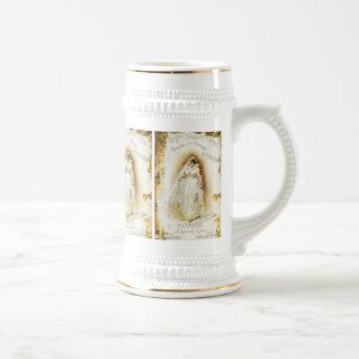 Ivanhoe de la ópera inglesa real jarra de cerveza