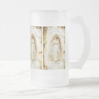 Ivanhoe de la ópera inglesa real taza cristal mate