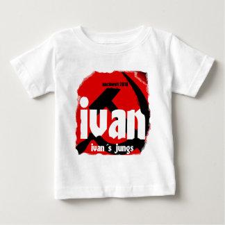 Ivans Jungs cutout.png Baby T-Shirt