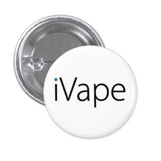 iVape Vaping Electronic Cigarette Fan 1 Inch Round Button
