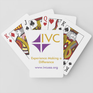IVC Playing Cards