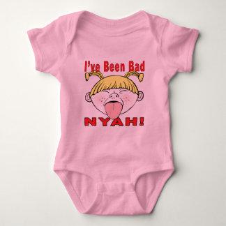 I've Been Bad (Girl) Baby Bodysuit