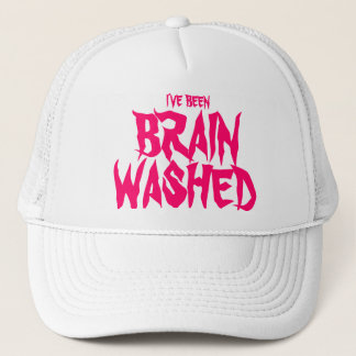 I'VE BEEN BRAIN WASHED - CAP