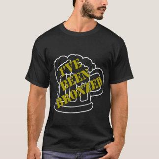 I've Been Bronzed - White Mug T-Shirt