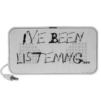I've Been Listening... Laptop Speaker