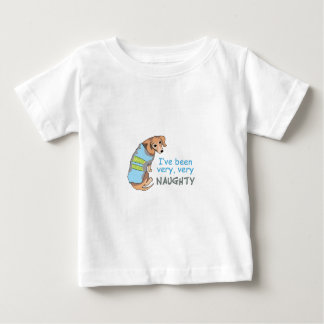 IVE BEEN NAUGHTY TEES