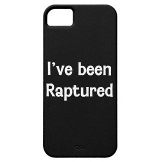 I've Been Raptured iPhone SE/5/5s Case