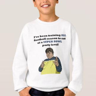 I've Been Training All Football Season Sweatshirt