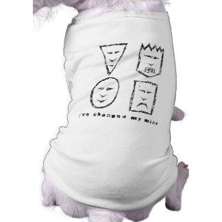 I've changed my mind Pet Clothing