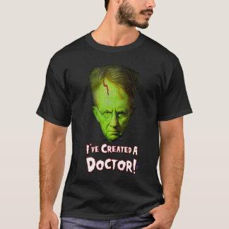 """I've Created A Doctor"" Harry Reid T-Shirt"